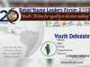 Guidelight Productions Organizes Youth Forum