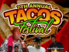 Orange Walk is Tacos Central this Weekend
