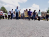 U.B.F.S.U. Holds Peaceful Protest in Belmopan!