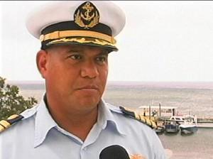 Capt. John Borland