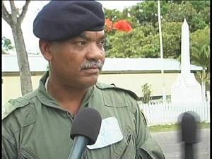 Lt. Col. Ganey Dortch