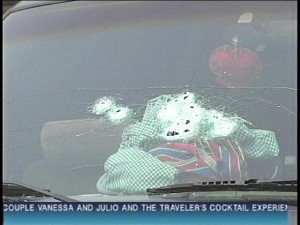 truck shooting