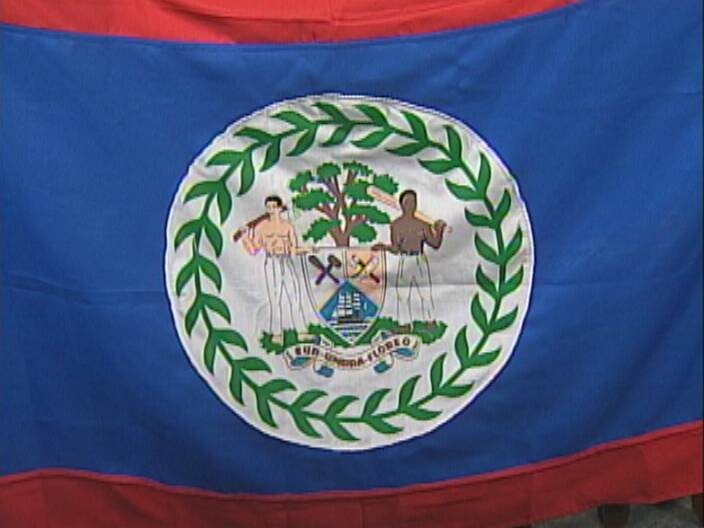 A Look Back At The History Of Our Belizean Flag Channel5belize