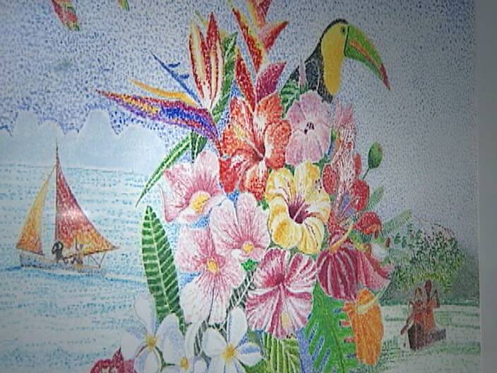 Calendar Art Competition : St joseph students top penta paint calendar art
