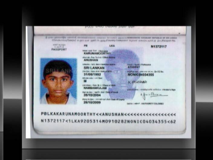 Detained In Quito Sri Lankans En Route To Usa With Visas
