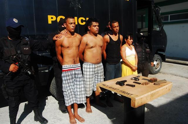 Belize men