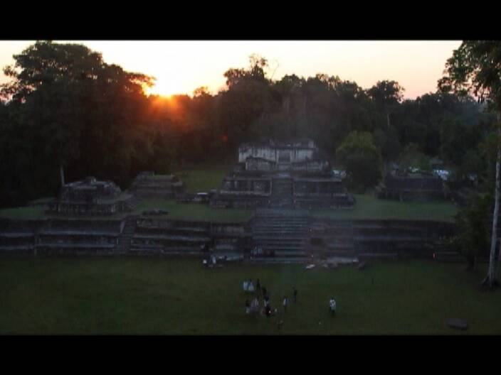 End of Maya Calendar takes place at Caracol | Channel5Belize com