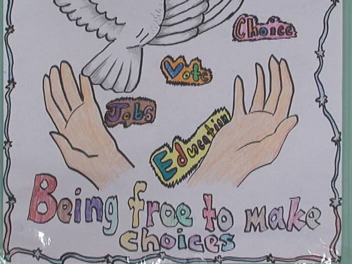 Human Rights Commissionu2019s Poster And Song Competition Winners | Channel5Belize.com