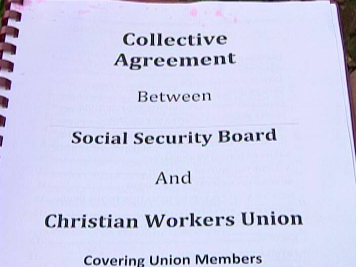 Cwu And Ssb Finally Pen Collective Bargaining Agreement