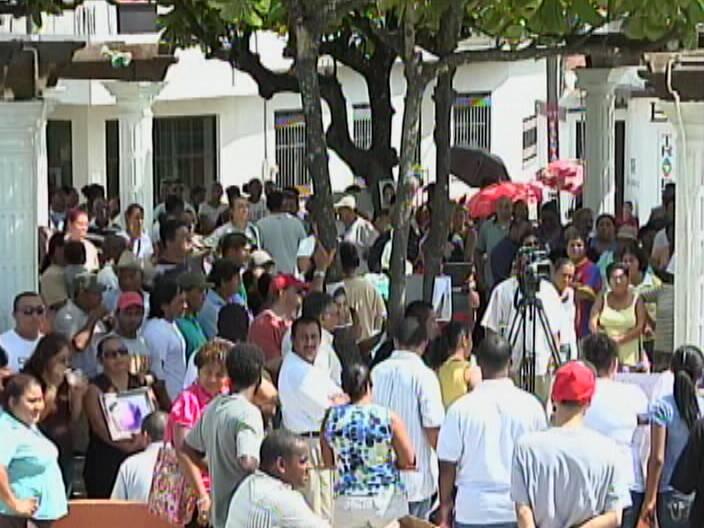 Demonstration against crime following UB student murder