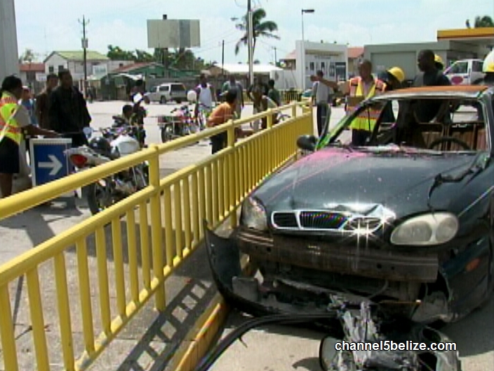 Accident Simulation in Belize City – How Prepared are First ...