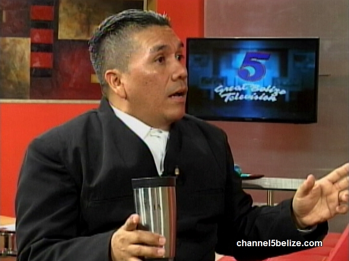 Marcel Cardona Marcel Cardona in Legal Pickle Channel5Belizecom