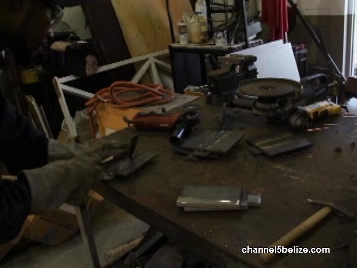 Welding Instructors Get Certified | Channel5Belize.com