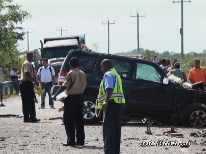 A Couple Remains Hospitalized Following Near Fatal Road Traffic ...