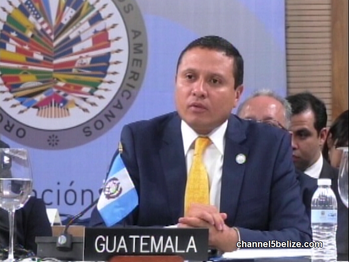 belize guatemala dispute Guatemala city – guatemalans are voting in a referendum on their country's longstanding territorial dispute with neighboring belize sunday's ballot asks.
