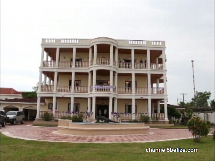 Ministry of Foreign Affairs in Belize City is Now Villa Fiore ...