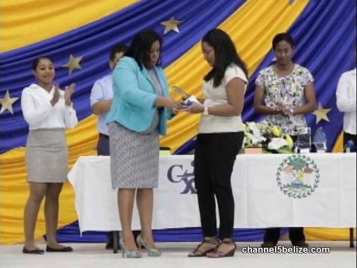 CSEC And CAPE S Top Students Honoured