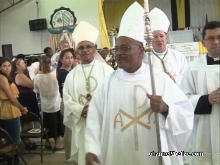 Roman catholic church installs new bishop larry nicasio saturday morning was a day of celebration for the roman catholic diocese of belize city belmopan it formally welcomed its third native bishop m4hsunfo