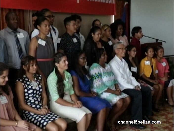 Belizean student earns two full scholarship to the ...