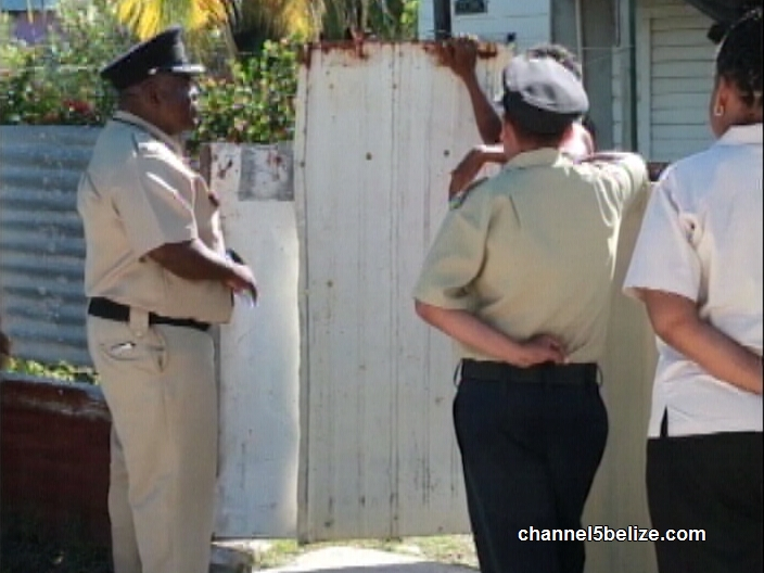 Police meet and greet on jane usher boulevard channel5belize police were out on their weekly meet and greet visits today with residents across the city we went along with the cops on the south side in the jane usher m4hsunfo