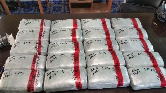 A Major Drug Bust in Corozal | Channel5Belize com